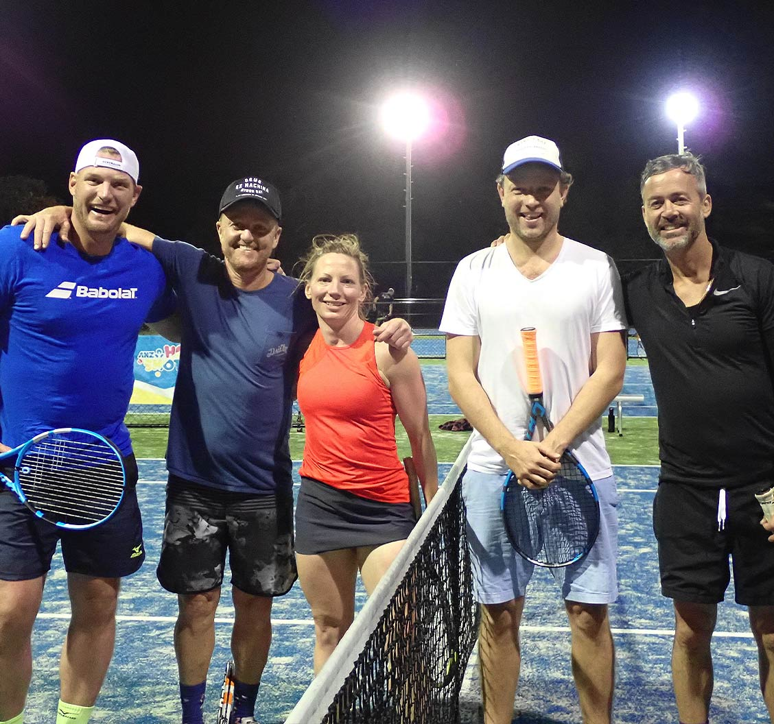 Byron Bay Adult Tennis Programs